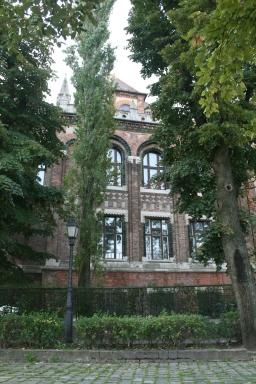 Bécsi kapu téri épület