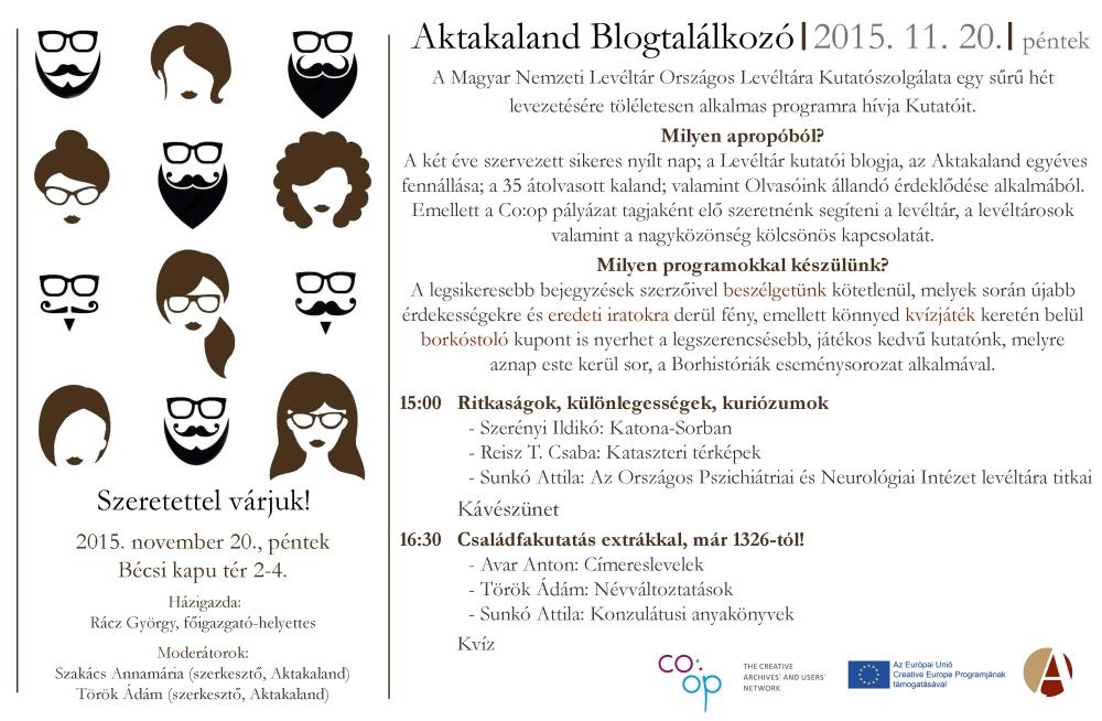 Blogtalálkozó - Borhistóriák (1/2)