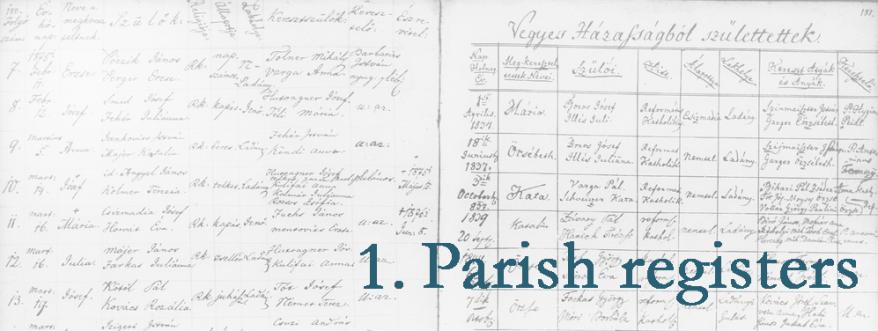 parish registers1