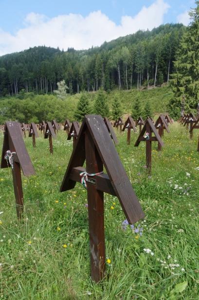 Az Úzvölgyi katonai temető